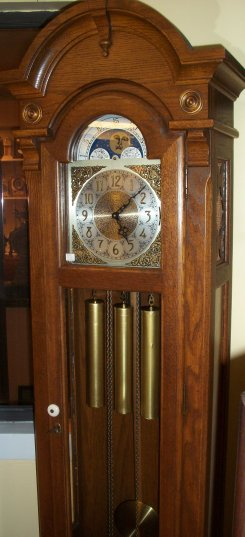 Floor Clocks 1944 Pearl Grandfather Clock